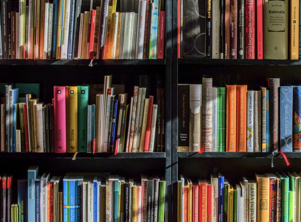 List What Your Bookshelf Organization Says About You